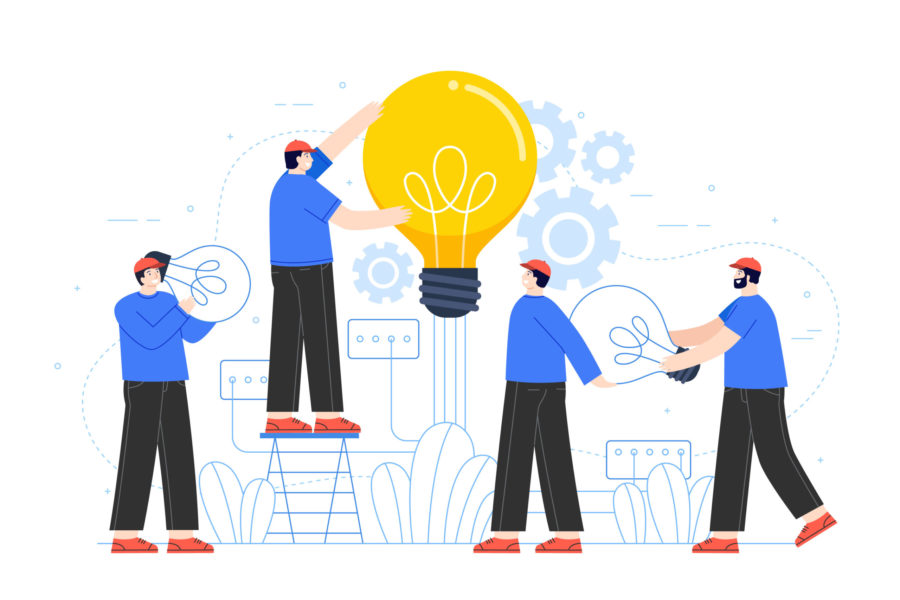 Rollen im Innovationsprozess (3): Der Ideengeber